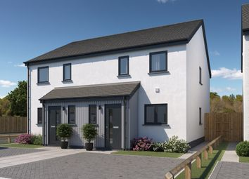 New Homes At Stanley Court, Parkham, Bideford EX39. 3 bed semi-detached house