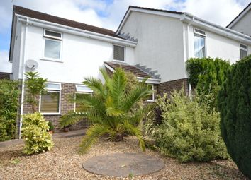 Thumbnail 4 bed end terrace house for sale in Brownsea Close, New Milton