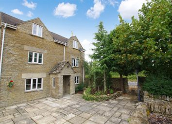 Thumbnail 4 bed semi-detached house for sale in Cricklade Road, South Cerney, Cirencester