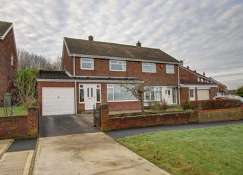 Thumbnail 3 bed semi-detached house for sale in Lambton Drive, Hetton-Le-Hole, Houghton Le Spring