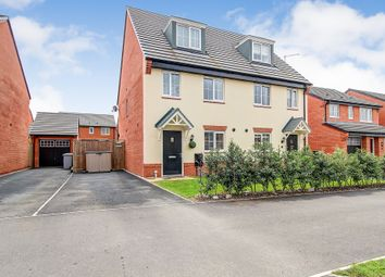 3 bed town house for sale in Badens Croft Road, Shavington, Crewe CW2
