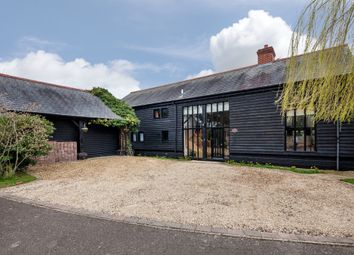 Thumbnail 4 bed barn conversion for sale in Town Green Road, Orwell, Royston