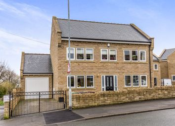 Thumbnail 5 bed detached house for sale in Greenside, Pudsey