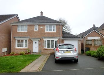 Thumbnail 4 bed detached house for sale in Cae Morfa, Skewen, Neath. 6EE.