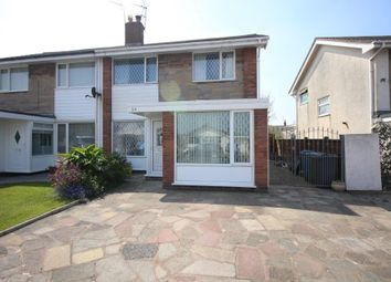 Thumbnail 3 bed semi-detached house for sale in Marine Parade, Fleetwood
