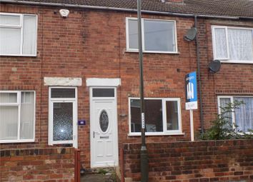 Thumbnail 2 bed terraced house to rent in Duke Street, Creswell, Nottinghamshire