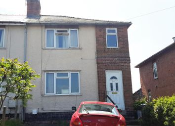 Thumbnail 3 bed semi-detached house for sale in Ratcliffe Road, Sileby, Loughborough