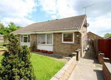 Thumbnail 2 bed semi-detached bungalow to rent in Shelley Avenue, Royal Wootton Bassett, Wiltshire