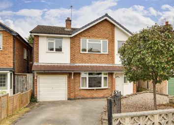 Thumbnail 5 bed detached house for sale in Greythorn Drive, West Bridgford, Nottinghamshire