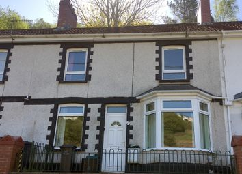 Thumbnail 3 bed terraced house for sale in Blaencuffin Road, Llanhilleth, Abertillery, Gwent