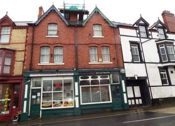 Thumbnail 2 bed terraced house for sale in The Square, Bridge Street, Corwen