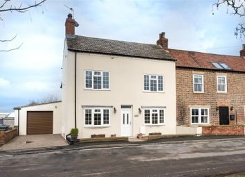 Thumbnail 4 bed detached house for sale in High Street, Barmby-On-The-Marsh, Howden