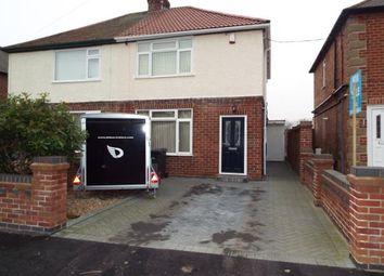 Thumbnail 2 bed semi-detached house for sale in Mansfield Lane, Calverton, Nottingham, Nottinghamshire