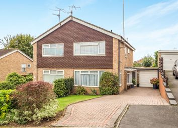 Thumbnail 3 bed semi-detached house for sale in Berwick Close, Warwick