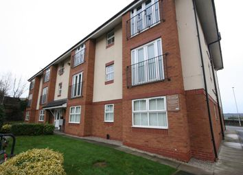 Thumbnail 2 bed flat for sale in Hillcrest Court, Wallasey