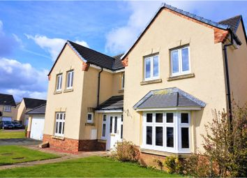 Thumbnail 4 bed detached house for sale in Reid Road, Bathgate