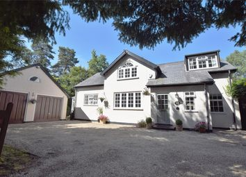 Thumbnail 4 bed cottage for sale in The Maultway, Camberley, Surrey