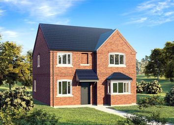 Thumbnail 4 bed detached house for sale in Plot 9, Grainfields, Digby, Lincoln