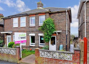 Thumbnail 3 bed semi-detached house for sale in Pankhurst Avenue, Brighton, East Sussex