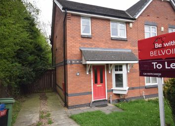Thumbnail 2 bed property to rent in Moss Valley Road, New Broughton, Wrexham