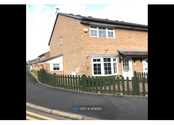 Thumbnail 2 bed semi-detached house to rent in Copperfields Way, Romford