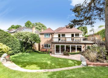 Thumbnail 4 bedroom detached house for sale in Littlecourt Road, Sevenoaks