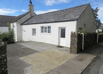 Thumbnail 1 bed semi-detached bungalow to rent in Sutcombe, Holsworthy
