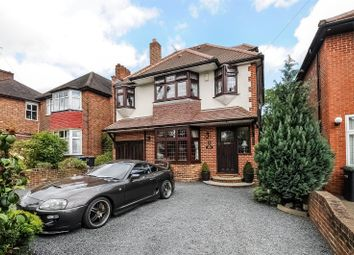 Thumbnail 5 bedroom detached house for sale in Oakwood Park Road, Southgate, London