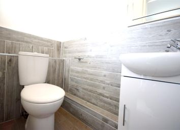Thumbnail 4 bed flat to rent in Dobson Close, London