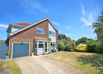 Thumbnail 4 bed detached house for sale in Pinewood Close, Kirby Cross, Frinton-On-Sea
