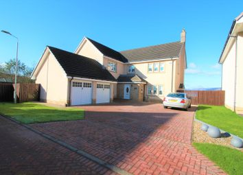 Thumbnail 5 bed detached house for sale in Killellan Place, Gourock