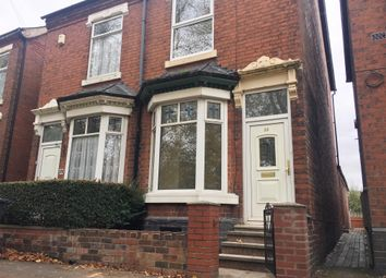 Thumbnail 3 bed terraced house to rent in Avenue Road, Rowley Regis