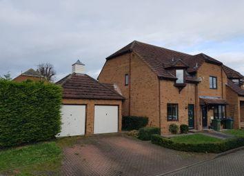 Thumbnail 3 bed end terrace house for sale in Bishops Meadow, Bierton, Aylesbury