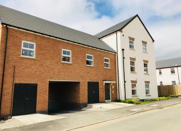 Thumbnail 2 bed flat for sale in Admiral House, Saxon Heights, Nuneaton
