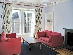 Thumbnail 4 bed flat to rent in Lothian Road, Edinburgh