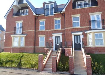 Thumbnail 3 bed terraced house to rent in Old Fort Road, Felixstowe