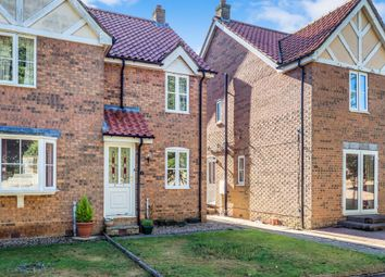 Thumbnail 2 bed semi-detached house for sale in Hastings Close, Melton Constable