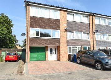 Thumbnail 4 bedroom end terrace house for sale in Chantry Close, Windsor, Berkshire