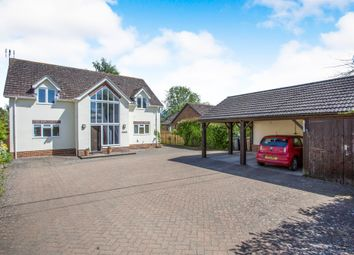 Thumbnail 4 bed detached house for sale in Sandy Lane, Waldringfield, Woodbridge