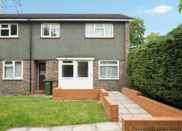 Thumbnail 3 bed end terrace house for sale in Alcorn Close, Sutton