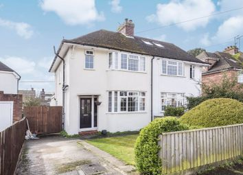 Thumbnail 3 bed semi-detached house for sale in Thesiger Road, Abingdon