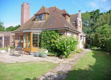 Thumbnail 4 bed detached house for sale in Clappers Lane, Earnley, Chichester