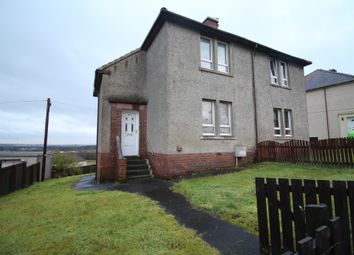 Thumbnail 2 bed semi-detached house for sale in Burns Crescent, Lanarkshire
