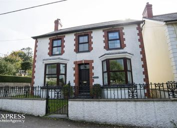 Thumbnail 4 bed detached house for sale in Carmarthen Road, Newcastle Emlyn, Carmarthenshire