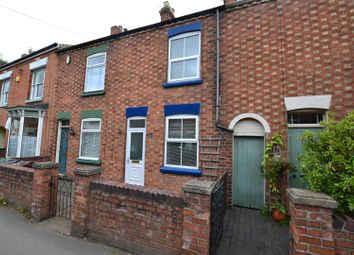 Thumbnail 2 bed terraced house for sale in Swan Street, Sileby, Leicestershire
