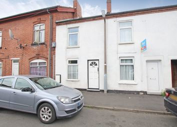 Thumbnail 2 bedroom terraced house for sale in Princess Street, Burton-On-Trent, Staffordshire
