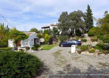 Thumbnail 4 bed country house for sale in Spain, Málaga, Coín