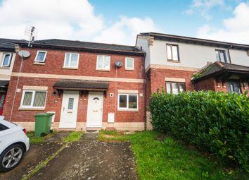 Thumbnail 2 bedroom terraced house for sale in Cwrt Y Garth, Beddau, Pontypridd