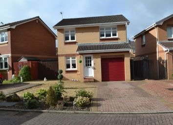 Thumbnail 3 bed detached house for sale in Carr Quadrant, Bellshill