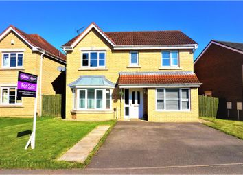 Thumbnail 5 bed detached house for sale in Woodlands Green, Darlington
